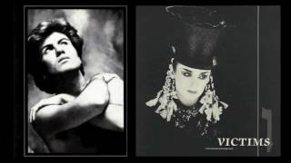 george michael victims culture club cover