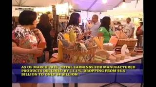 BIZWATCH - PHILIPPINE EXPORTS DECLINED DUE TO WEAK GLOBAL ECONOMY