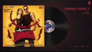 Simmba theme song..... Latest..
