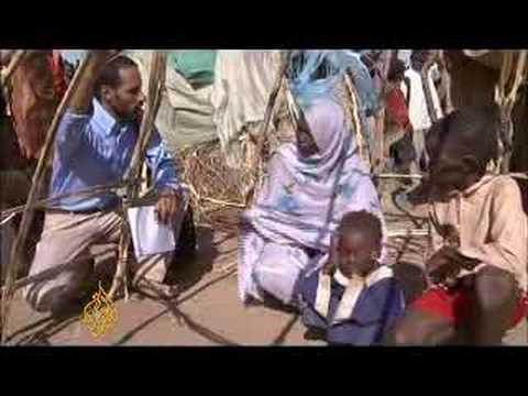 Darfur fighting continues to displace people - 15 June 08