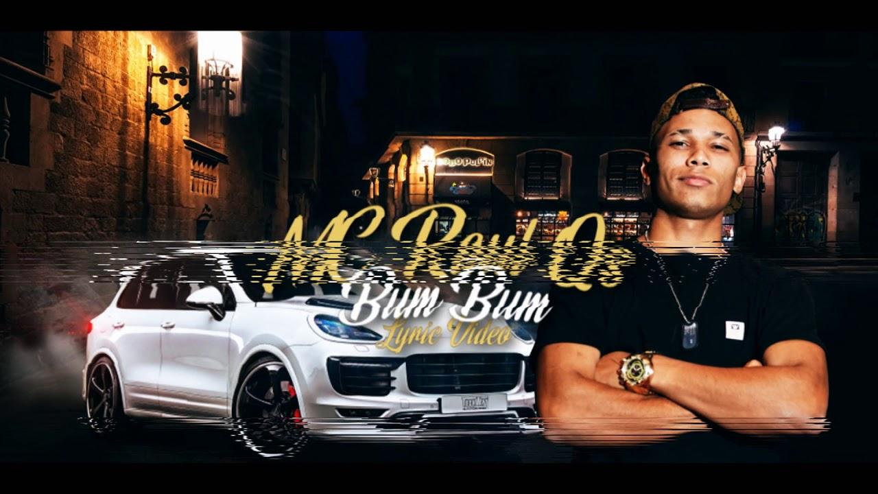 Mc Raul Qs - Novinha da Bunda Grande [Lyric Vídeo Oficial] Prod. DJ Rhuivo.