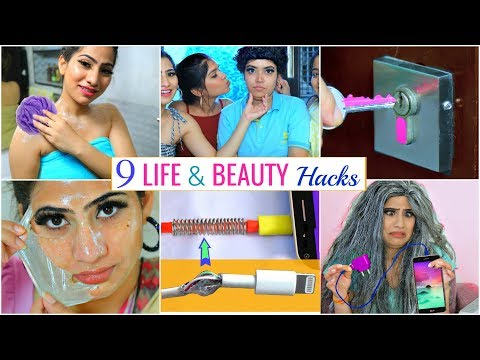 6 LIFE & BEAUTY Hacks You Must Try ... | #Skincare #Makeup #Fun #Anaysa thumbnail