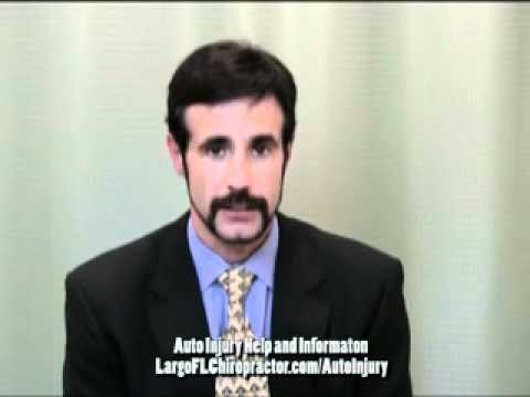 Licensed Attorney Whiplash Injury Compensation Largo FL