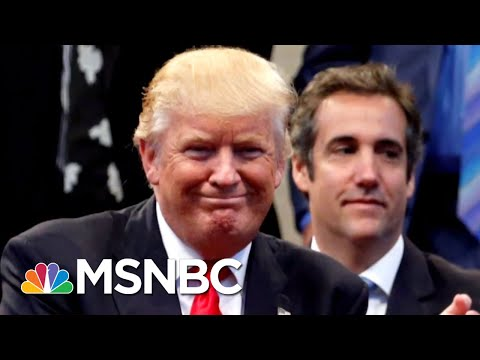 NYT: NYC Officials Are Eyeing Criminal Charges Against Trump Organization | The 11th Hour | MSNBC