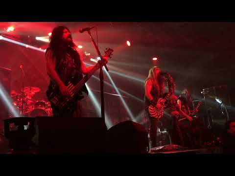 Black Label Society - Madrid Marzo 2018 - Bleed for Me + Heart of Darkness