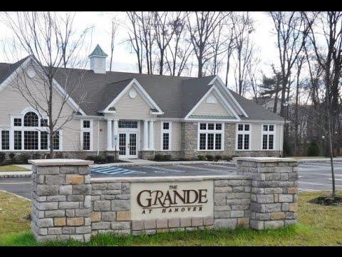 Grande at Hanover, Whippany, NJ Townhomes - Community  Tour