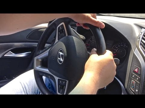 Hyundai i40, steering jamming