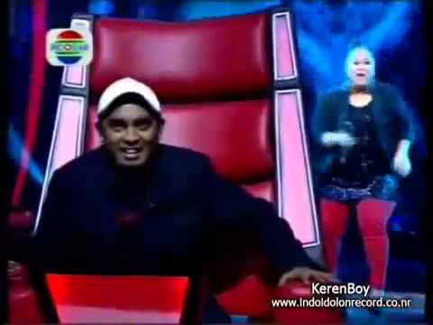 Price tag cover The voice indonesia
