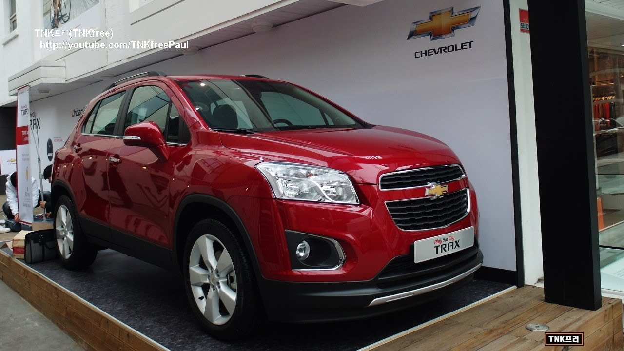 2013 chevrolet trax released interior exterior youtube sciox Image collections