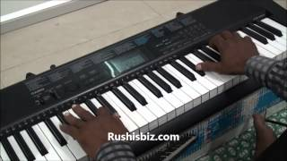 Mere naseeb mein tu hai ki nahi - Piano - By Ramana Master - Rushisbiz.com