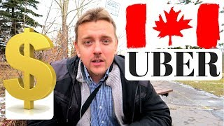 How To Start Driving for UBER | Become an UBER Driver in Canada