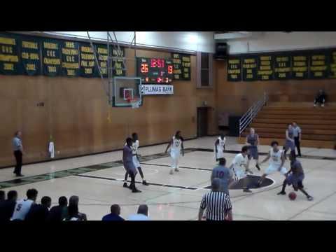 Feather River College vs Simpson University JV FULL GAME 11/18/15