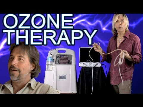 OZONE THERAPY TREATMENT FOR CANCER : MarkusNews w James Sloane