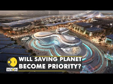 Need to protect nature becomes key theme at Dubai expo   Ecology   Conservation   English News