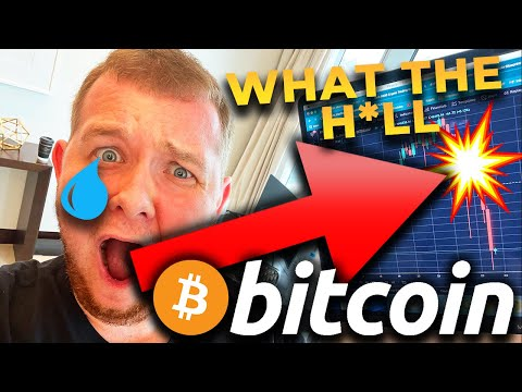 ???? OH MY G@D ???? WHAT AN EARTH IS HAPPENING TO BITCOIN U0026 ETHEREUM RIGHT NOW?@?@?@?