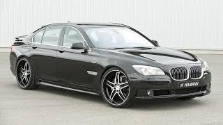 #112. Hamann BMW 7 series F01 2009 (Авто обои)