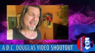 Sample Video Shoutout from D.C. Douglas
