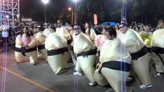 Orbis, Moonwalkers, Gangnam Style, Hong Kong Style,  奧比斯, 盲俠行, 香江 style