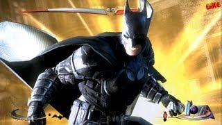 Repeat youtube video Injustice Gods Among Us Batman Arcade Ladder playthrough with final boss fight and ending