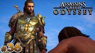 Assassin's Creed Odyssey (36) - Przedstawienie Musi Trwać! | Vertez | Zagrajmy w AC Odyseja