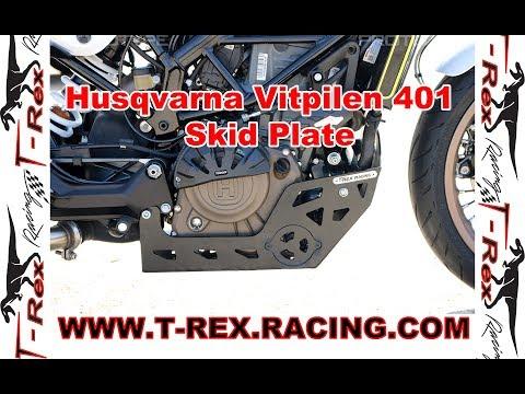 T-Rex Racing 2008-2019 Kawasaki KLR650 Heavy Duty Skid Plate
