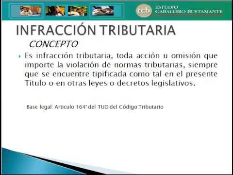 aula virtual tema 3 infracciones tributarias  vÍdeo 01