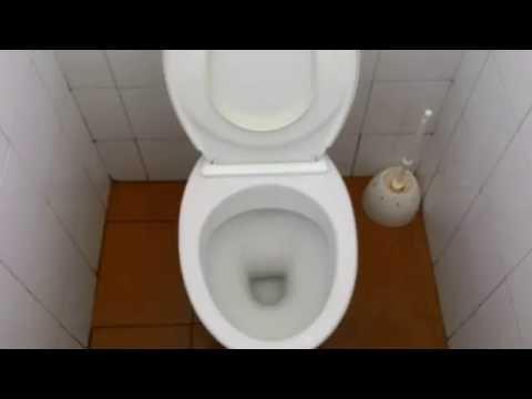 Men's Toilet in CEPSA Service Station somewere in Lugo, Spain