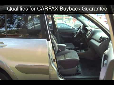 2001 Toyota Rav4 Awd Suv W Sunroof 1 Owner Clean Carfax Used Cars Rahway New Jersey 2017 08