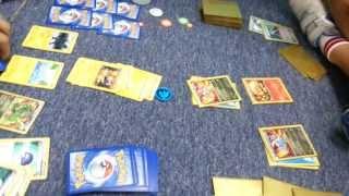 ~Rayquaza~(Darmanitan/Rayquaza) vs ~White Kyurem~(White Kyurem/Drudiggon) Pokemon Trading Card Game