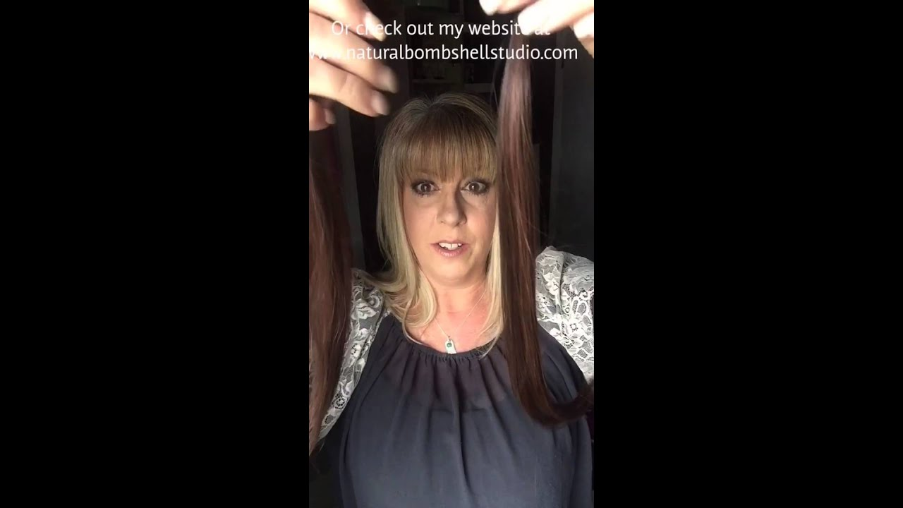 How To Make Your Extensions Soft Shiney And New Youtube