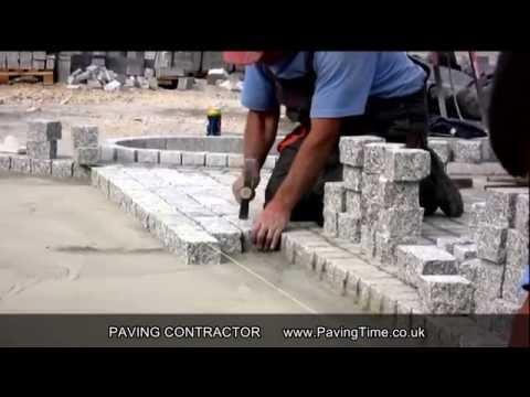 PAVING TIME -patio, driveways, sidewalk, granite