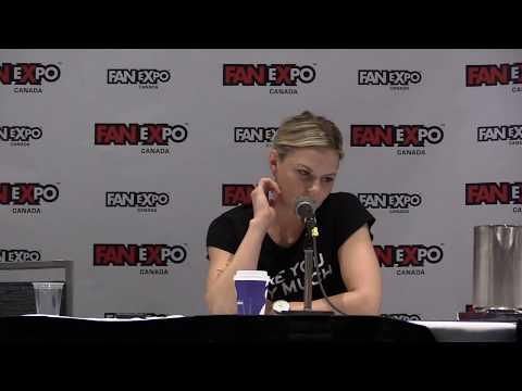 Jennifer Morrison  expo Toronto 2018