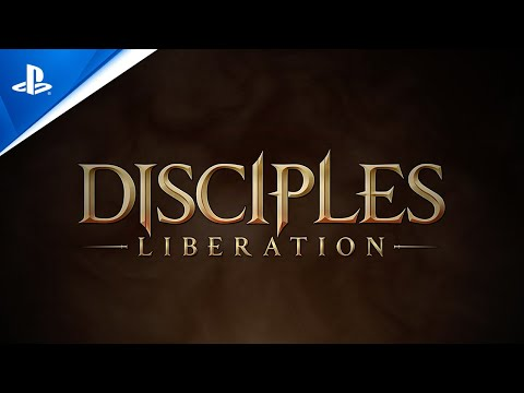 Disciples: Liberation - Announcement Reveal Trailer | PS5, PS4