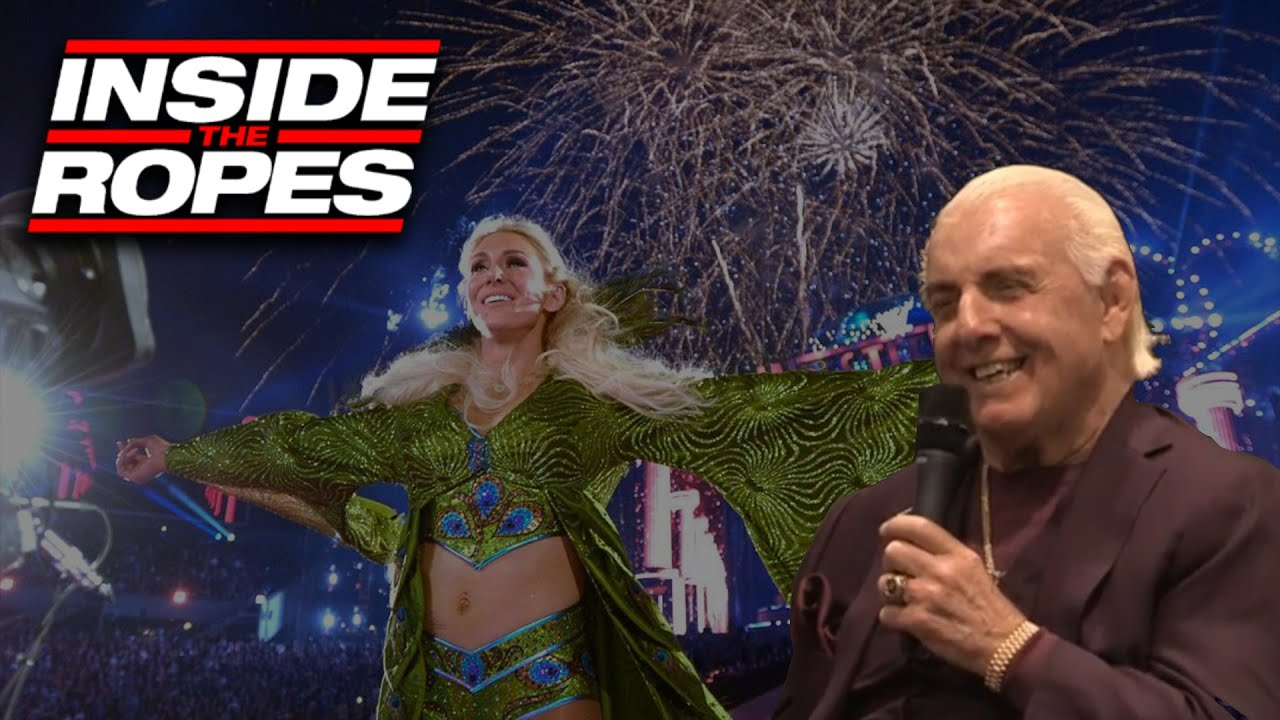 Ric Flair Talks Charlotte's Success, His Retirement Match & More