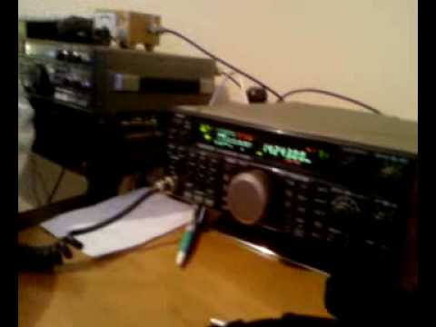 Hunting K3N from Serbia With Delta Loop and 100W. YU2IVA