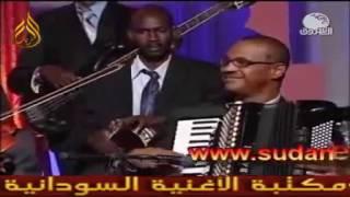 الفنان محمود علي الحاج والفنان نجم الدين الفاضل بقيت مازي زمان