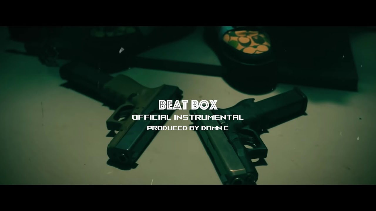 Download SpotemGottem - BeatBox (Official Instrumental) [Produced By DAMN E]