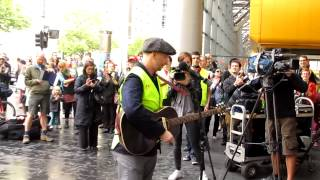 Billy Bragg: 'I Ain't Got No Home In This World Anymore' & 'There Is A Power In The Union'