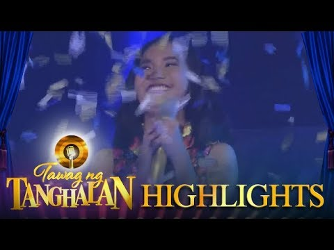 Tawag ng Tanghalan: Elaine Duran is now a TNT Season 3 semifinalist!