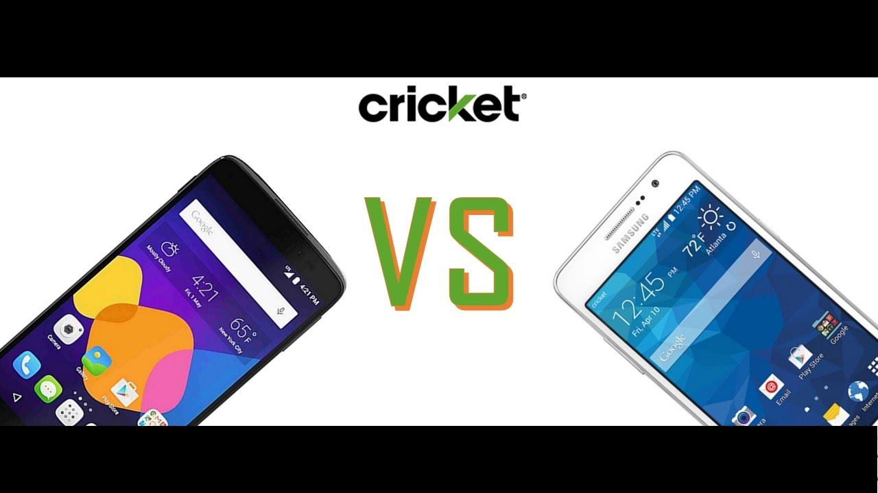 Alcatel OneTouch Idol 3 VS Samsung Galaxy Grand prime for cricket