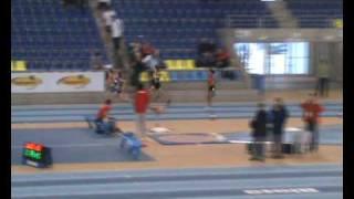 Longueur et triple saut Dames Hommes Gand 30 Jan 2010.wmv