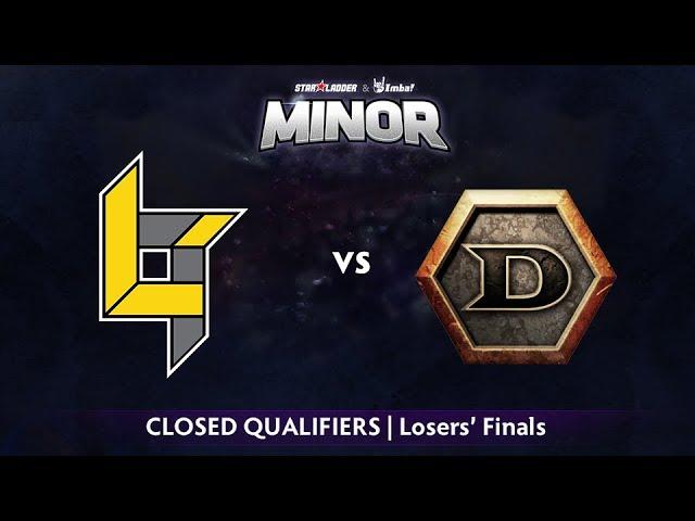 Lotac vs DeToNator Game 1 - StarLadder ImbaTV SEA Qualifier: Losers' Finals