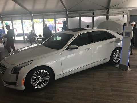 2018 CADILLAC CT6 Plug-in Electric Hybrid REVIEW