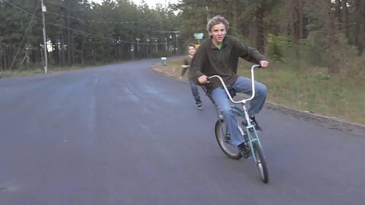 84987f0ccd2 Swing Bike - YouTube