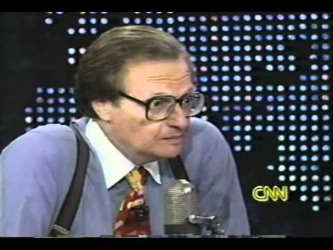 Larry King: Lois Duncan Part 1, 1992