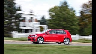 2018 Volkswagen Golf  Engine and Transmission Review