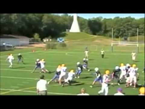 Jared Allen Sophomore Highlights