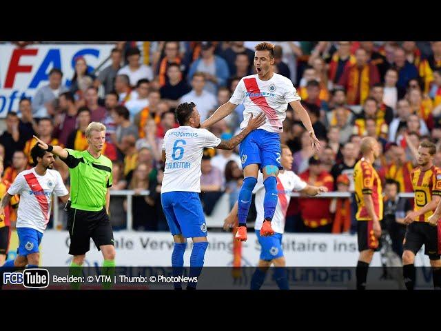 2016-2017 - Jupiler Pro League - 01. KV Mechelen - Club Brugge 0-2
