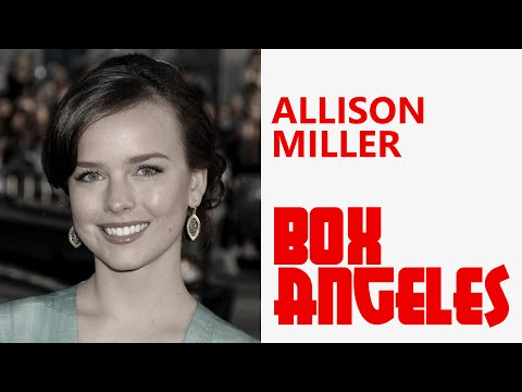 "Allison Miller ""I Was Excited Cause I Had A Rental Car"""
