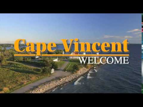 Welcome to Cape Vincent, New York